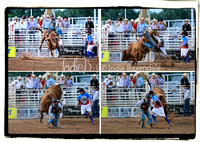2012 Professional Roughstock Series ~ Black Hills Classic Belle Fourche, SD