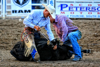 July 1st, 2012 ~ Black Hills Roundup ~ Ranch Rodeo